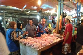 Stok daging di Singkawang aman jelang Ramadhan