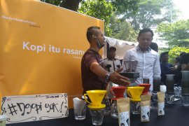 Kota Bogor tingkatkan kunjungan wisatawan lewat kopi