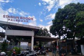 Perjalanan kereta Pangrango Bogor-Sukabumi sudah normal kembali