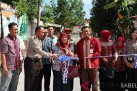 Kabupaten Bangka miliki kampung tertib berlalu lintas