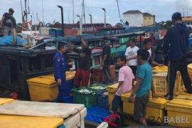 Nelayan Muntok diimbau waspadai cuaca ekstrim