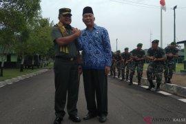 Pangdam VI Mulawarman cek kesiapan keamanan Pemilu di HST