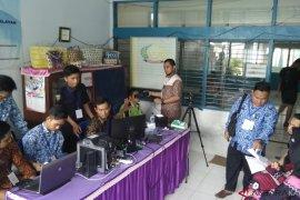 Warga rumah tahanan kelas IIB Barabai dibuatkan KTP-Elektronik
