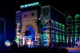 Perbaikan Atap dan Plafon Masjid Agung Penajam RP400 Juta