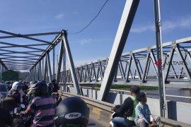 Jembatan Paralel Landak besok Rabu mulai difungsikan