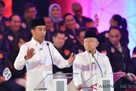 TKN Jokowi-Ma'ruf susun persiapan Debat Capres kedua