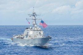 Kapal perang AS bersiaga dekat Taiwan jelang pelantikan Tsai Ing-wen