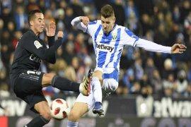 Madrid lolos berbekal agregat 3-1 atas Leganes
