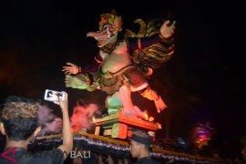 Polresta Denpasar imbau masyarakat tertib parade ogoh-ogoh