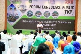 Sachrudin: Visi Misi Kota Tangerang Dijabarkan Di 32 Program Prioritas