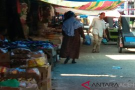 Lhokseumawe akan terapkan penarikan retribusi pasar secara non-tunai