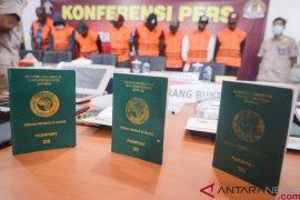 8 warga Nigeria ditahan Imigrasi Bandung