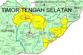 Timor Tengah Selatan-NTT diguncang gempa 4,6 SR