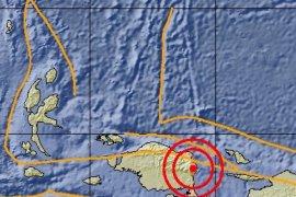 Gempa 4,9 SR guncang Manokwari Selatan
