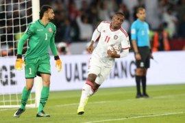 UEA imbang 1-1 dengan Bahrain pada pembukaan Piala Asia