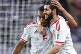 UEA, Thailand dan Bahrain ke 16 besar Piala Asia