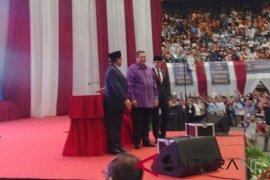 Prabowo Subianto sampaikan lima fokus utama program kerja nasional