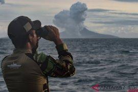 PVMBG: Anak Krakatau mengalami 60 gempa letusan