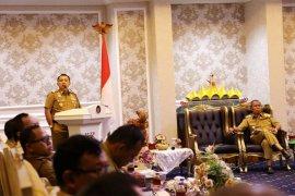 Gubernur Ridho Ficardo Soal Prestasi Pembangunan Lampung 2014-2018