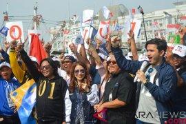 Jokowi-Ma'ruf Amin Unggul di Taiwan
