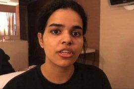 Remaja Arab Saudi disambut sebagai WN Kanada pemberani