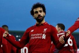 Penalti Salah bawa Liverpool kembali ke jalur kemenangan