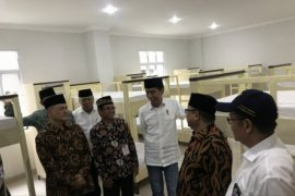 Presiden Jokowi kunjungi Ponpes Darul Arqam Muhammadiyah Garut