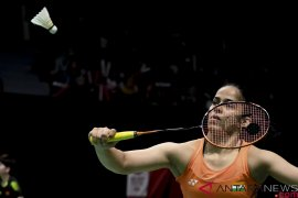 Pebulu tangkis Saina Nehwal mundur dari Denmark Open