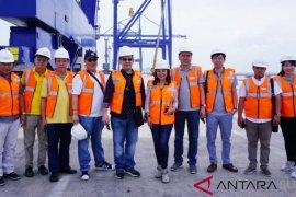 INSA kunjungi Kuala Tanjung Multipurpose Terminal