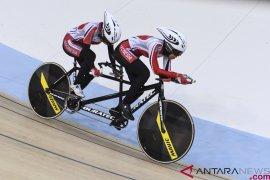 Tim paracycling Indonesia berhasil meraih sembilan medali ATC 2019