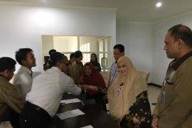 68 TPP Kabupaten Paser Tandatangani Perpanjangan Kontrak Kerja