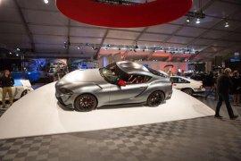 Toyota Supra 2020 buatan pertama terjual Rp29,8 miliar