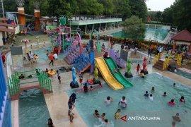 Dander Park Bojonegoro Tempat Istirahat Yang Nyaman