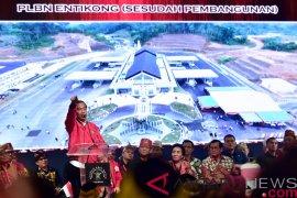 Masyarakat Dayak Jakarta dukung Jokowi