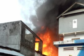 BPBD Ternate siapkan dana stimulan korban kebakaran