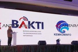 Jaringan telekomunikasi Palapa Ring Timur selesai pertengahan 2019
