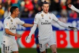 Carlo Ancelotti berambisi boyong Bale dan James ke Everton
