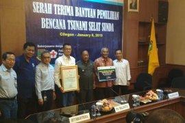 Chandra Asri Bantu Korban Tsunami Di Pandeglang Rp500 Juta
