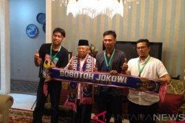 Ma'ruf Amin ternyata penggemar Persib Bandung