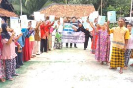 BPN Bogor proses 34 ribu sertifikat PTSL