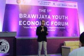 CEO Muda Indonesia Bagi Resep Sukses ke Mahasiswa Universitas Brawijaya