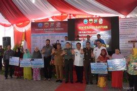 Pemkab Deliserdang apresiasi dicanangkannya Rantau Panjang sebagai Desa Bersih Narkoba