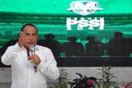 Edy Rahmayadi serahkan posisi ketua umum PSSI