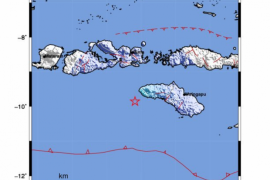 Gempa 6.2 SR guncang Sumba Barat