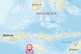 April, Sumba diguncang 292 gempa