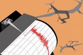 Gempa 5,2 SR guncang Bengkulu