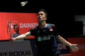 Ginting gagal pertahankan juara Indonesia Masters