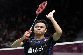 Ginting gagal pertahankan gelar juara dalam Indonesia Masters 2019