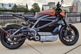 Harley Davidson Perkenalkan Motor Listrik