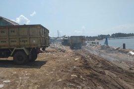 Korban Tsunami Sambut Positif Pembangunan Hunian Sementara